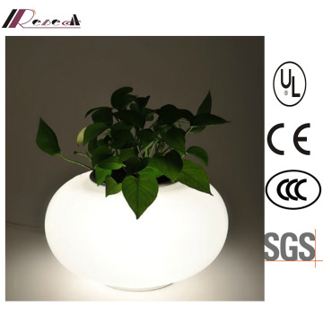 Modern Opal White Base Glass Table Lamp for Hotel Project