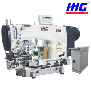 IH-639D-CSH-Chainstitch Bottom Hemming Machine