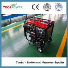 4kw Portable Gasoline Generator Set with New Technology