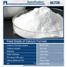 calcium formate made in China manufacturer used in Feed grade