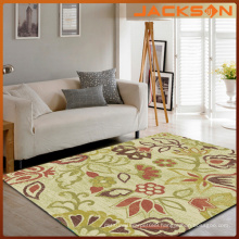100% Polyester Floor Mat, Home Bedroom Carpet