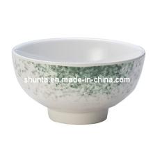 "100% Melamine Tableware -""Celadon""Series Rice Bowl/High-Grade Tableware (AMY-2005)"