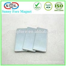 heißer Verkauf kleine quadratische Magnete für Geldbörsen