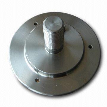 Bride adaptée aux besoins du client d'acier au carbone avec la machine de commande numérique par ordinateur (DR193)