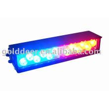 12 вольт Auto решетка предупреждение свет Светодиодные Lights(SL661) тире