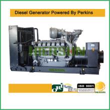 9kva-2000kva apresentou baixo consumo de combustível Powered by Perkins Diesel Generator