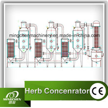 Single-Effect Concentrator with CE