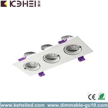 Downlight da incasso a LED da incasso a LED 21W 80Ra
