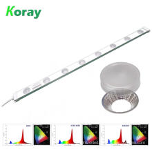 1200mm Led Plant Grow Bar Light Hydroponics Grow System Full Spectrum LED Grow Light For Indoor Plants Red/Blue/White