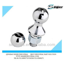 Piezas de remolque estándar de fabricación Bola de remolque de 50 mm
