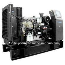 60Hz 175kVA/140kw Open Type Lovol Diesel Generator Set