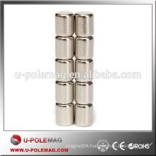 10pcs N52 Puissant Cylinder Rare Earth Neodymium Magnet
