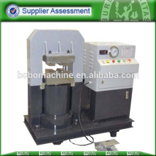 stainless wire rope swage machine