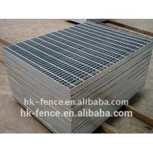 Rejilla de acero galvanizada sumergida caliente profesional de la plataforma Rejilla de acero de la plataforma