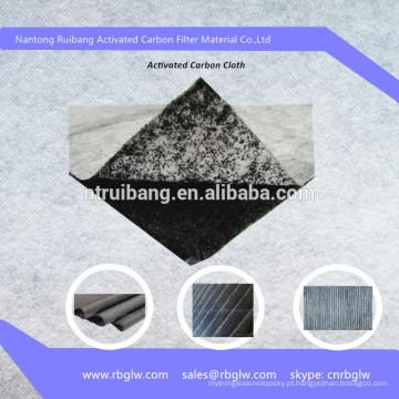 Pano de fibra de carbono original de bambu