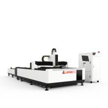 Nouvelle découpeuse de laser de fibre de plaque métallique de production