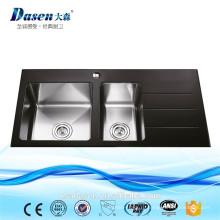 ДС-10050 стекло композитный гранит раковина СКП кухонная раковина дунгуань мебель кухонная раковина