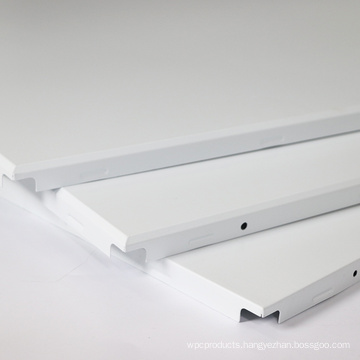 metal false ceiling aluminum ceiling of office/hospital/school/factory/workshop