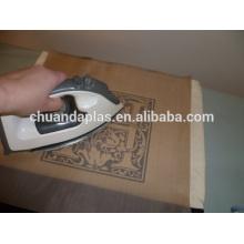 Fácil de usar Non-Stick Folha de Prensa Folha de Engomar Folha de Pressão Teflon