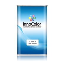 طلاء السيارة InnoColor 2: 1 Hyper Fast Clear Coat