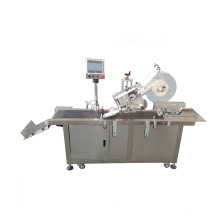 JT-210D China high quality automatic flat sack labeling machine