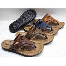 Chaussures de plage pour hommes de mode les plus récentes avec semelle PU (SNB-12-010)