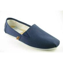 2016 Man Denim Canvas Shoes with Fashion Simple Design (NU003-11)