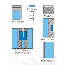 100% Impermeable Split Sheet Set