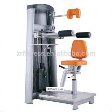 Equipamentos de equipamentos de ginástica comercial para loja de lavanderia Abdominal Crunch