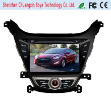 Lecteur DVD pour voiture Hyundai Elantra2014 8inhyundai Elantra2014 8in
