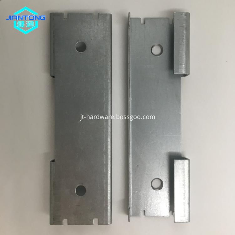 Custom Sheet Metal Punching Parts Metal Stamping Pressing 3