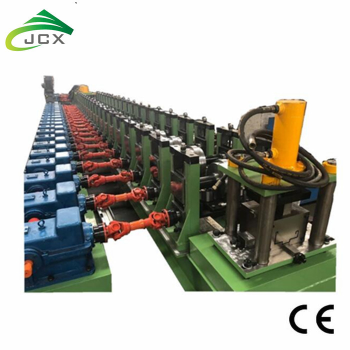 Galvanized Door Frame Machine
