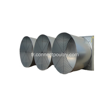 Ventilateur de ventilation tunnel