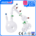 JOAN LAB 24/40 Glass Jacketed Ice Cold Trap Dupla camada Química Laboratório de vidro