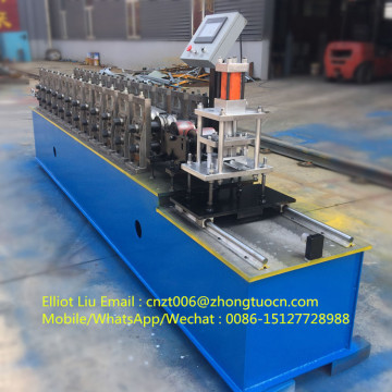 Perforated Roller Shutter Machine
