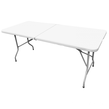 183CM Fold in Half Rect Table