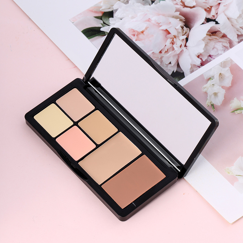 Concealer Blush Cream palette