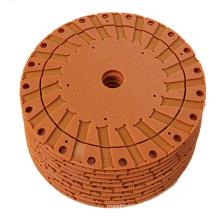 Customized CNC Milling Machining  Frame Plastic Bakelite Parts Service