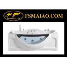 Nueva bañera de acrílico del masaje del cuarto de baño del estilo de la manera (BA-8606B)
