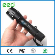 EEO Best Powerful Tactical Led xm-l t6 5 modes led flashlight