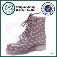 женщин походные ботинки резиновые сапоги Б-817