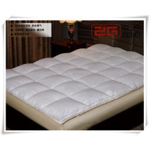 100% Cotton with Microfiber Filling 5cm Thick Soft Mattress Toppers