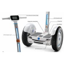 selbst zu balancieren, Rad, intelligente Rad, selbst Balance Roller mit Handlauf