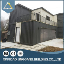 Fast Assembly Prefab Sandwich Panel Container House