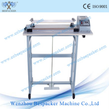 Simple Type Foot Pedal Plastic Sealing Machine with Cutting
