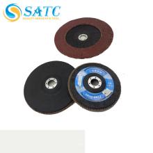 Disco de flap abrasivo de óxido de alumínio de 150mm