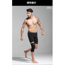 comfortable anti-slip compression knee brace support