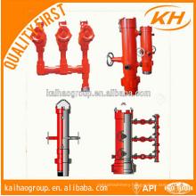 API Spec 7'' Casing/Drill pipe Cement Head