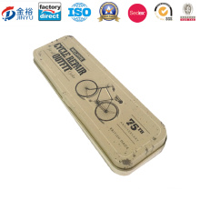 High Quality Fashion Rectangle Metal Pen Holders Jy-Wd-2015120302