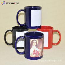 Sunmeta factory supply mug with sublimation coating wholesale price